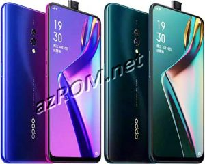 Stock ROM Oppo K3 (CPH1955) ALL Firmware Download