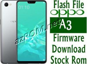 Stock ROM & OTA Oppo A3 PADM00, Firmware A3 PADM00, ROM PADM00