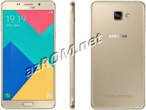 Tổng Hợp combination, Rom Full (SM-A910) và bypass FRP Samsung Galaxy A9 Pro