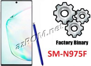 ROM N975F, FIRMWARE N975F, COMBINATION N975F