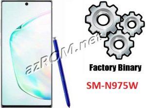 ROM N975W, FIRMWARE N975W, COMBINATION N975W