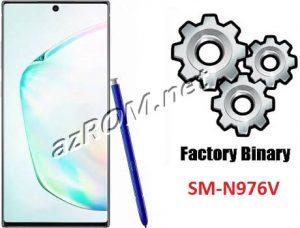 ROM N976V, FIRMWARE N976V, COMBINATION N976V