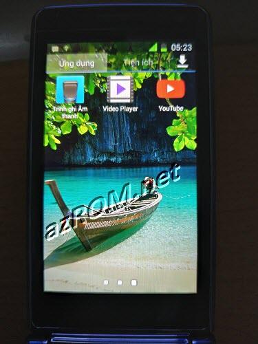 Rom Tiếng Việt Add CHPlay Samsung SCH-W2013