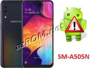 ROM A505N, FIRMWARE A505N, COMBINATION A505N