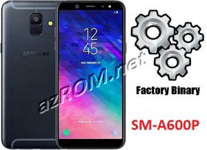 ROM A600P, FIRMWARE A600P, COMBINATION A600P