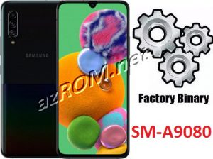 ROM A9080, FIRMWARE A9080, COMBINATION A9080