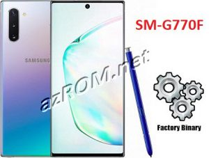 ROM G770F, FIRMWARE G770F, COMBINATION G770F