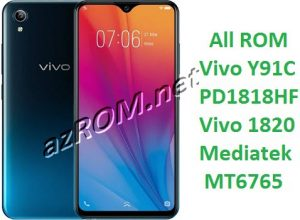 All ROM Vivo Y91C PD1818HF Unbrick Firmware & OTA Update Vivo (1820) Mediatek MT6765