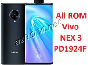 All ROM Vivo NEX 3 PD1924F Unbrick Firmware Vivo PD1924F
