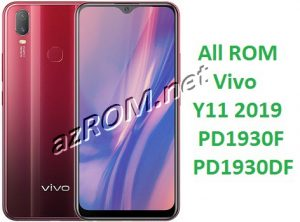All ROM Vivo Y11 (2019) PD1930F & PD1930DF