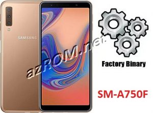 ROM A750F, FIRMWARE A750F, COMBINATION A750F