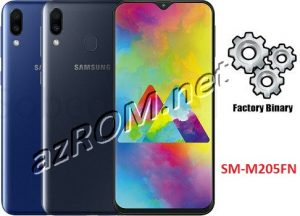 ROM M205FN, FIRMWARE M205FN, COMBINATION M205FN