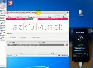 (Share Rom) Chia sẽ Rom và hướng dẫn up rom LG V50s ThinQ LM-V510N