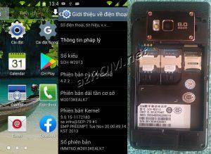 ROM Global (Quốc Tế) Samsung SCH-W2013 Full Ngôn Ngữ Add Google Play