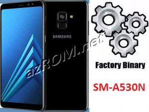 ROM A530N, FIRMWARE A530N, COMBINATION A530N