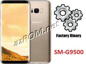 ROM G9500, FIRMWARE G9500, COMBINATION G9500