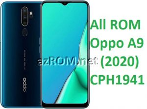 All ROM Oppo A9 2020 CPH1941 Official Firmware New OTA Update