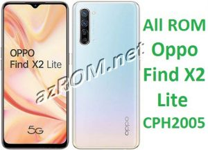 All ROM Oppo Find X2 Lite CPH2005 Official Firmware New OTA Update
