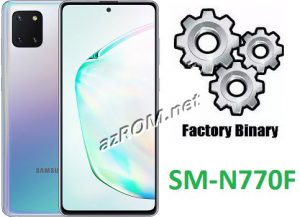 ROM N770F, FIRMWARE N770F, COMBINATION N770F