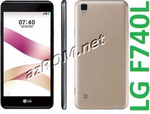 All Rom LG F740L Official Firmware LG X Skin