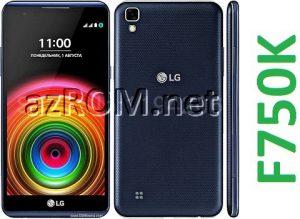All Rom LG F750K Korea Official Firmware LG X Power