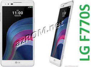 All Rom LG F770S Korea Official Firmware LG X Series X5 LTE