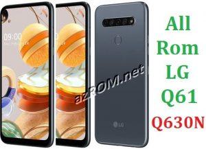 All Rom LG Q61 Q630N Official Firmware LG LM-Q630N