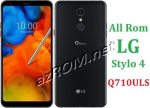 All Rom LG Stylo 4 Q710ULS Official Firmware LG LM-Q710ULS