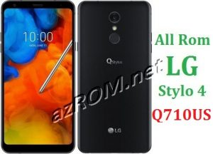 All Rom LG Stylo 4 Q710US Official Firmware LG LM-Q710US