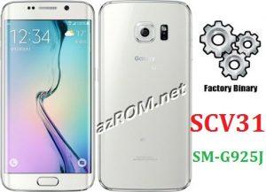ROM SCV31, FIRMWARE SCV31, Cert+Dump+EFS+Fix-DRK SCV31 (SM-G925J)