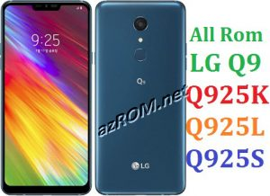 All Rom LG Q9 Q925K Q925L Q925S Official Firmware LG LM-Q925K & LM-Q925L & LM-Q925S