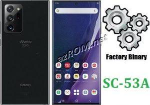 ROM SC-53A, FIRMWARE SC53A, COMBINATION SC53A, ENG FILE SC-53A, AP+BL+CP+CSC SC-53A