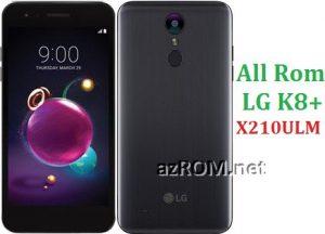 All Rom LG K8+ X210ULM Official Firmware LG LM-X210ULM