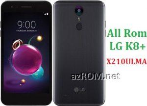 All Rom LG K8+ X210ULMA Official Firmware LG LM-X210ULMA