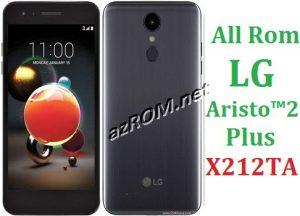 All Rom LG Aristo 2 Plus X212TA Official Firmware LG LM-X212TA