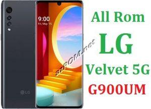 All Rom LG Velvet 5G G900UM Official Firmware LG LM-G900UM