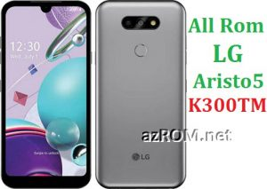All Rom LG Aristo 5 T-Mobile K300TM Official Firmware LG LM-K300TM