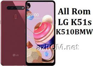 All Rom LG K51S K510BMW Official Firmware LG LM-K510BMW