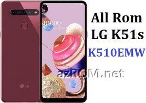 All Rom LG K51S K510EMW Official Firmware LG LM-K510EMW