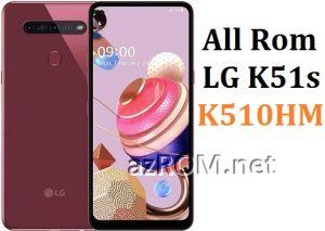 All Rom LG K51S K510HM Official Firmware LG LM-K510HM