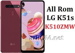 All Rom LG K51S K510ZMW Official Firmware LG LM-K510ZMW