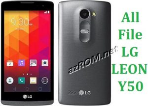 All File & Rom LG LEON Y50 Repair Firmware New Version