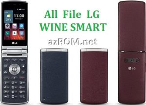 All File & Rom LG WINE SMART Repair Firmware New Version