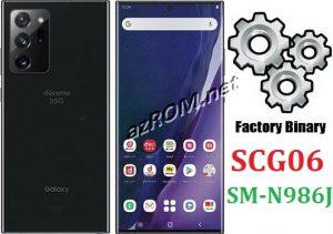 ROM SCG06, FIRMWARE SM-N986J, COMBINATION SCG06, ENG FILE SM-N986J, AP+BL+CP+CSC SCG06