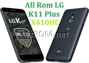 All Rom LG K11+ X410HC Official Firmware LG LM-X410HC
