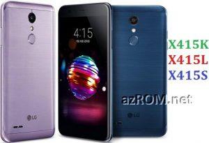 All Rom LG X4 Plus X415K X415L X415S Official Firmware LG LM-X415S LM-X415L LM-X415K