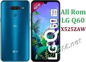 All Rom LG Q60 X525ZAW Official Firmware LG LM-X525ZAW