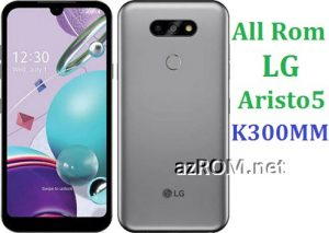 All Rom LG Aristo5 Metro PCS K300MM Official Firmware LG LM-K300MM