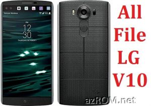 All File & Rom LG V10 Official Firmware New Version