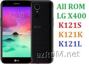 All Rom LG X400 (K121S / K121K / K121L) Official Firmware LGM-K121S & LGM-K121K & LGM-K121L